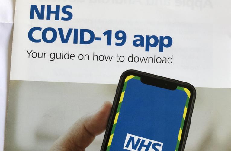 Moradores de Isle of Wight começam a testar aplicativo NHS Covid-19