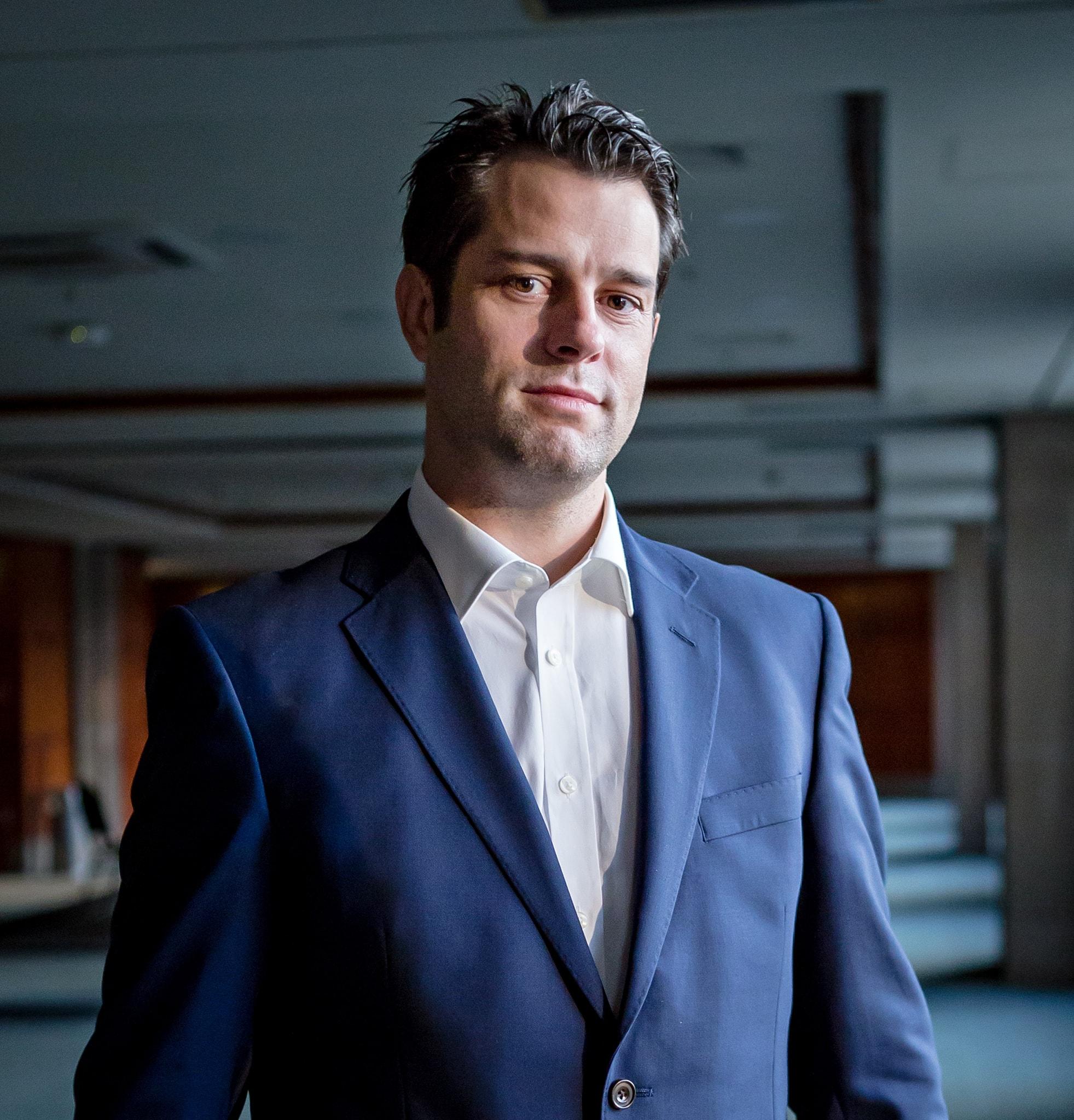 O brasileiro Rafael Narezzi, que mora em Londres, espera mais de 2 mil participantes para assistir palestras de 20 especialistas