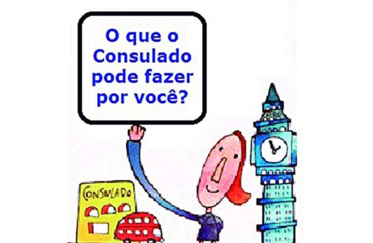 O que o Consulado pode e o que não pode fazer por você