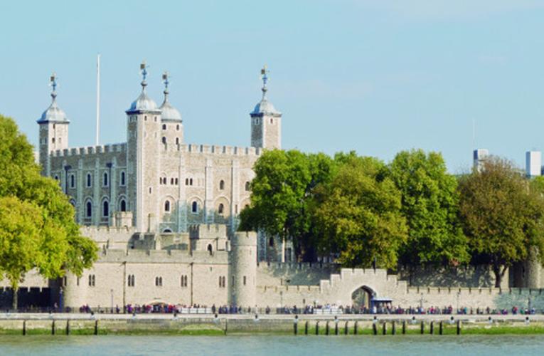 Os 4 castelos em Londres que você tem que visitar