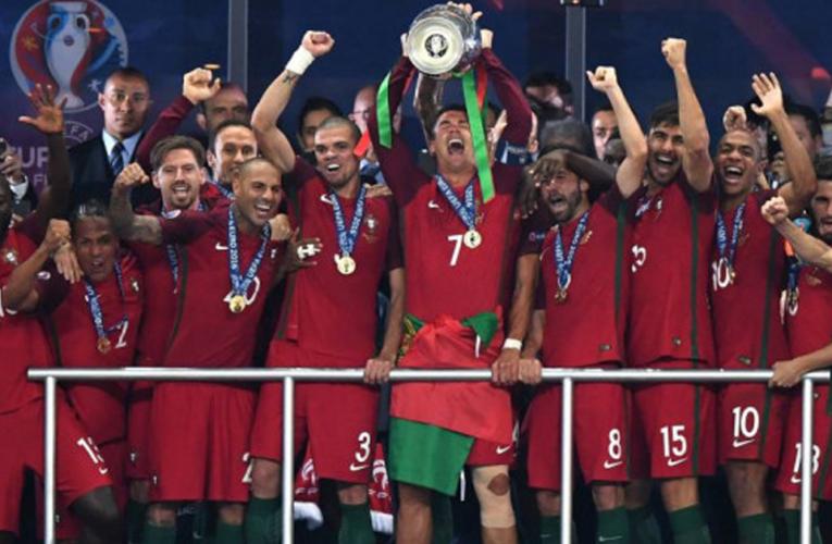 Portugal campeão da Euro 2016
