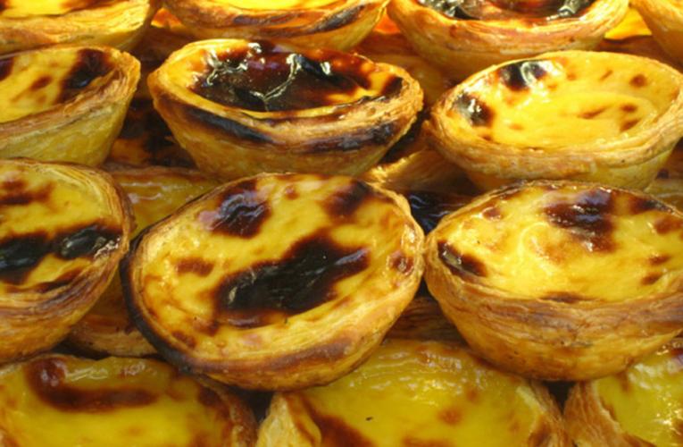 Receita de Pastel de Nata português