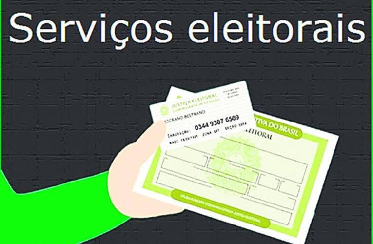 Do Brasil direto para Londres: Registro Eleitoral