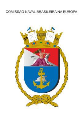 Comissão Naval Brasileira contrata em Londres. Salário mensal de £ 4.306