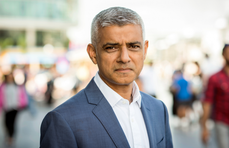 Importante! Mensagem do prefeito de Londres Sadiq Khan