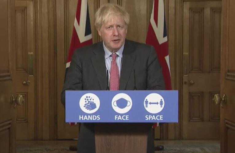 Expectativa de novos anúncios do primeiro ministro britânico