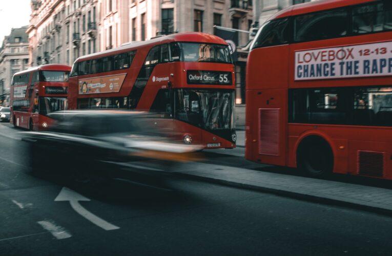 Mais uma greve de motoristas de ônibus esta semana, em Londres