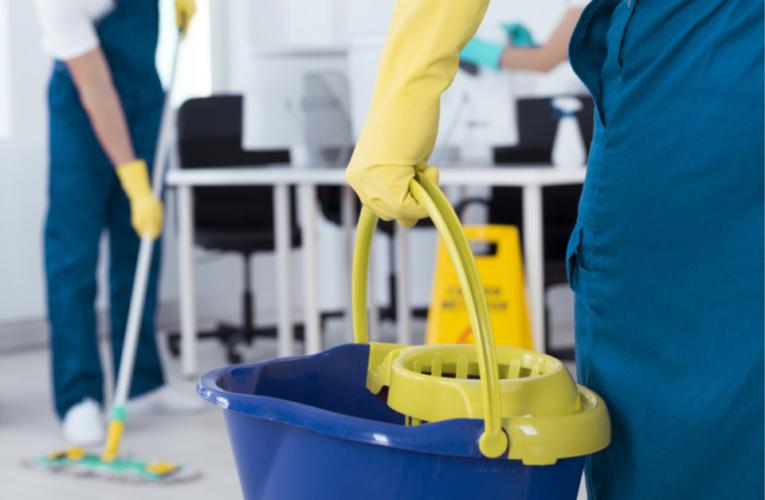 Campanha visa melhorar condições de trabalho dos limpadores imigrantes