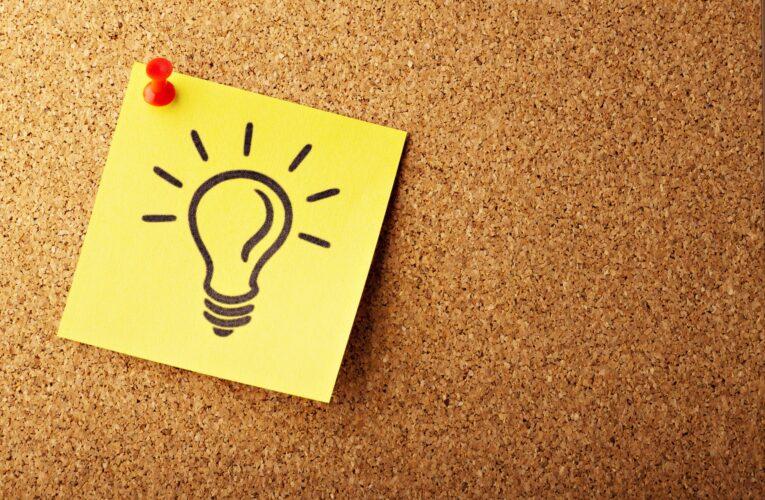 Quantas ideias você consegue ter em um dia?