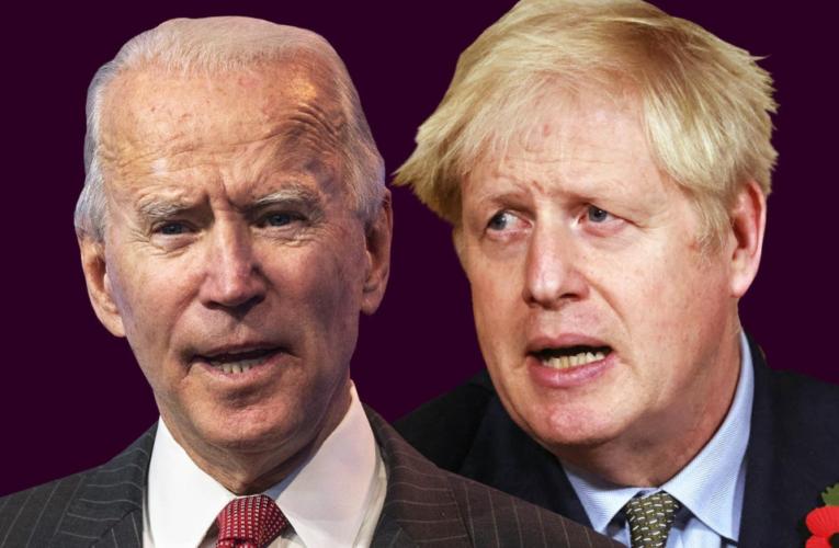 Boris Johnson e Joe Biden assinam nesta quinta-feira (10/06) novo Tratado do Atlântico