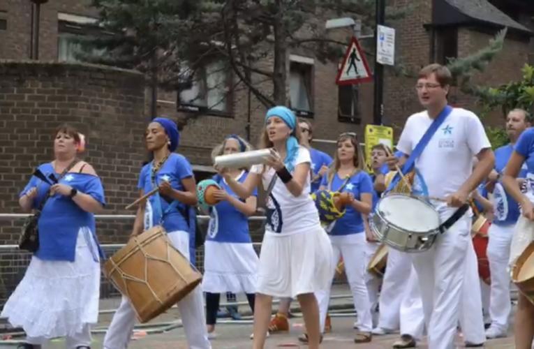 Uma saudade: Carnaval de Notting Hill