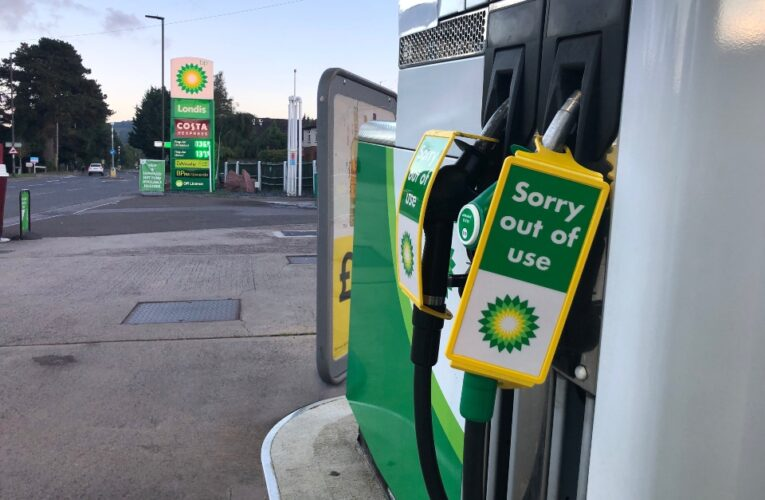 Falta de combustível: Alerta vermelho em Londres e sudeste de Inglaterra