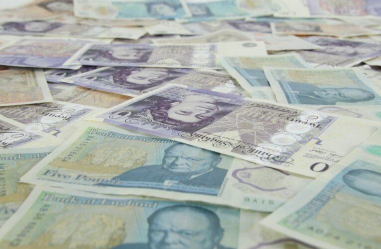 A taxa de inflação britânica atingiu 3,2% no ano até agosto