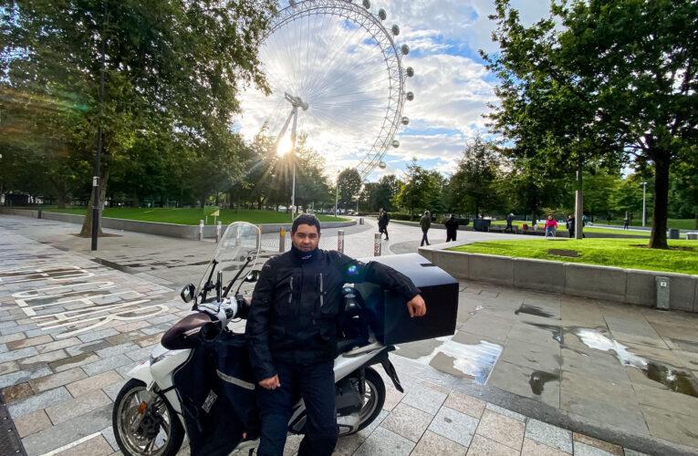 Mitos e verdades sobre a profissão de motoboy em Londres